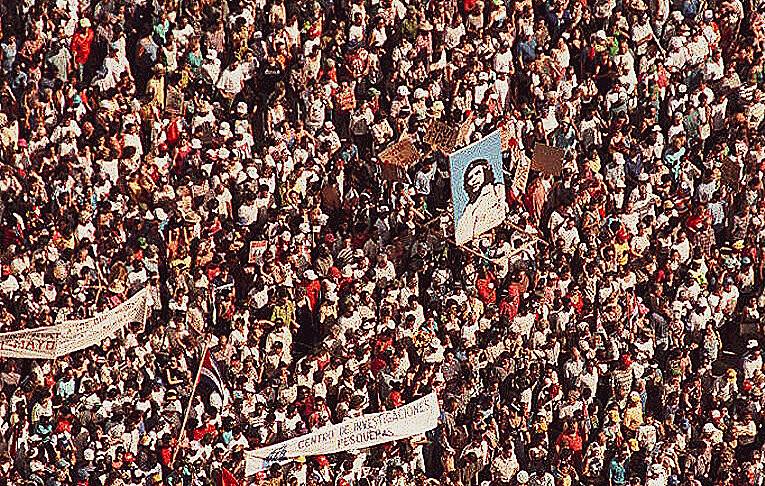 O Instituto Tricontinental de Pesquisa Social resgata a essência de libertação nacional da mensagem original de Che Guevara