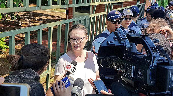 Deputada Maria do Rosário (PT-RS) esteve entre os parlamentares apoiadores da Venezuela que foram impedidos de entrar na embaixada pela PM