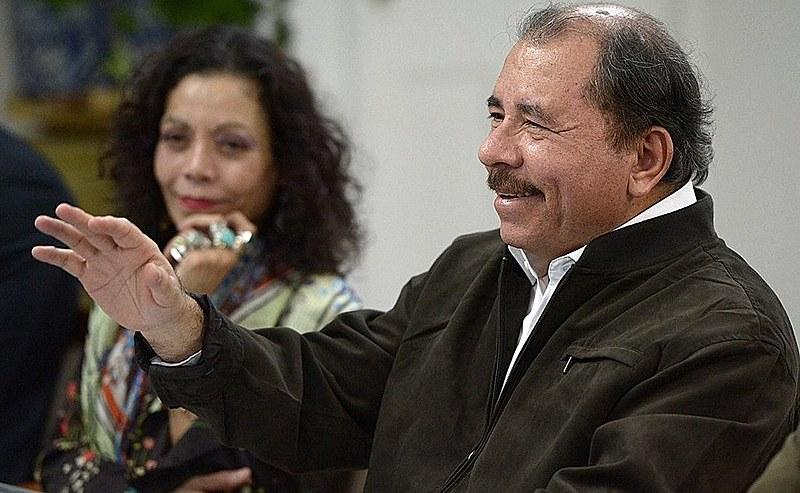 """""""Respeitem a pátria da Nicarágua, como uma nação digna que merece respeito"""", disse o presidente."""