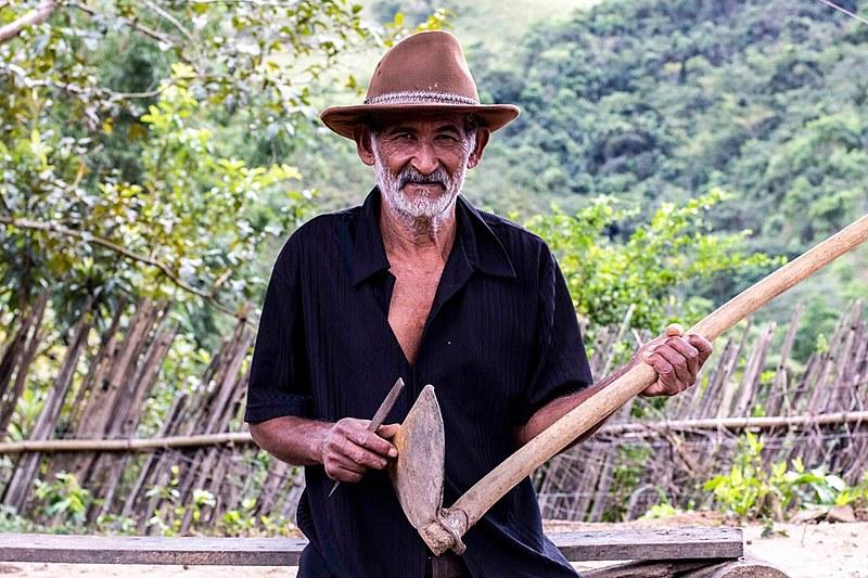 Seu Tião, como era conhecido, era garimpeiro e lutou pela terra em diversos estados do Brasil até chegar ao sudeste