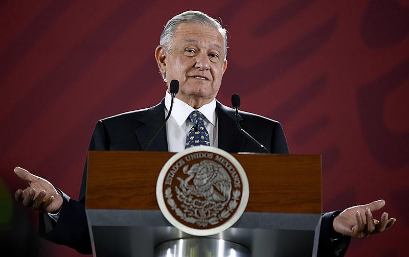 López Obrador foi eleito em 2018