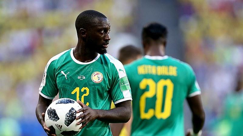 Seleção de Senegal foi eliminada da Copa após perder para a Colômbia