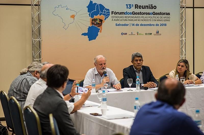 Em 2018, a 13º Reunião do Fórum ocorreu em Salvador (BA)