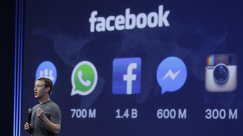Mark Zuckerberg construiu uma das plataformas de redes mais completas e aceitas pela população mundial