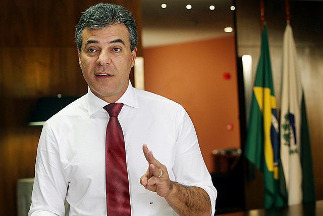 Ex-diretor da secretaria de Educação no governo BetoRicha,MaurícioFaniniestá preso por seu envolvimento na operação Quadro Negro.