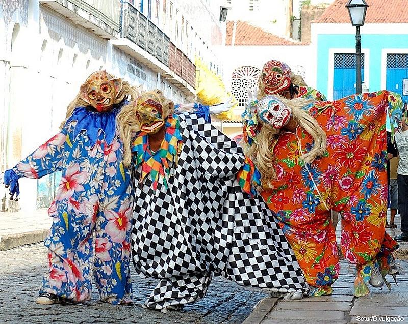 Fofão: símbolo do carnaval maranhense