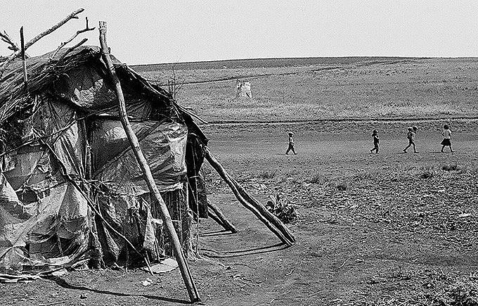 Fazenda sarandi em 1980