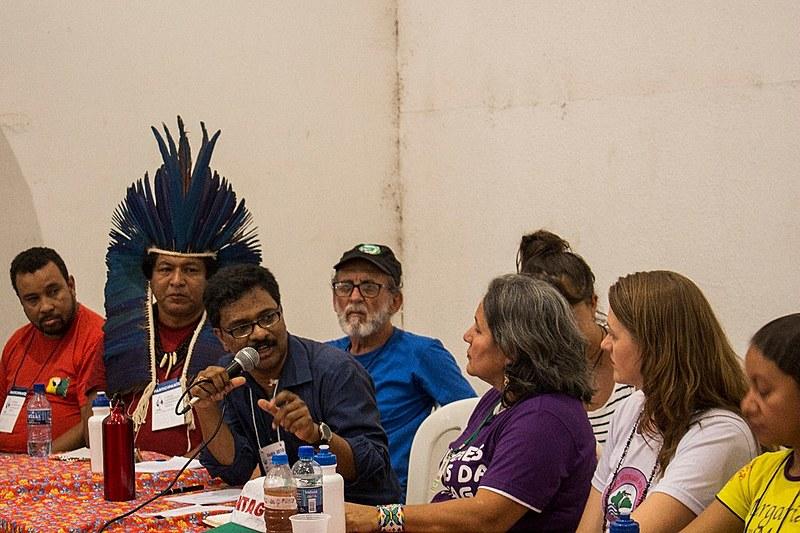 Coletiva de imprensa com organizações do Fama 2018 ocorreu nesta segunda-feira (19), no Parque da Cidade, em Brasília