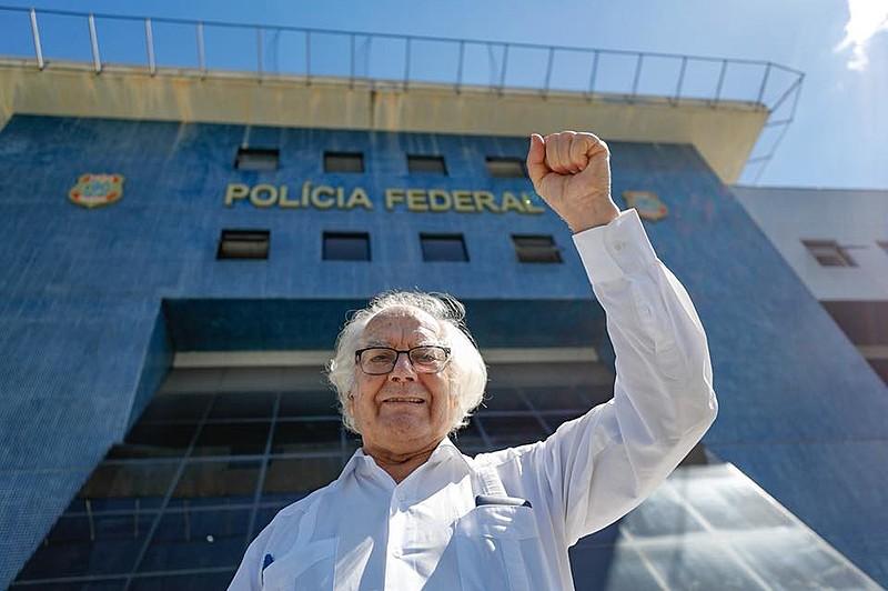 Juíza não autorizou visita do ativista ao ex-presidente Lula