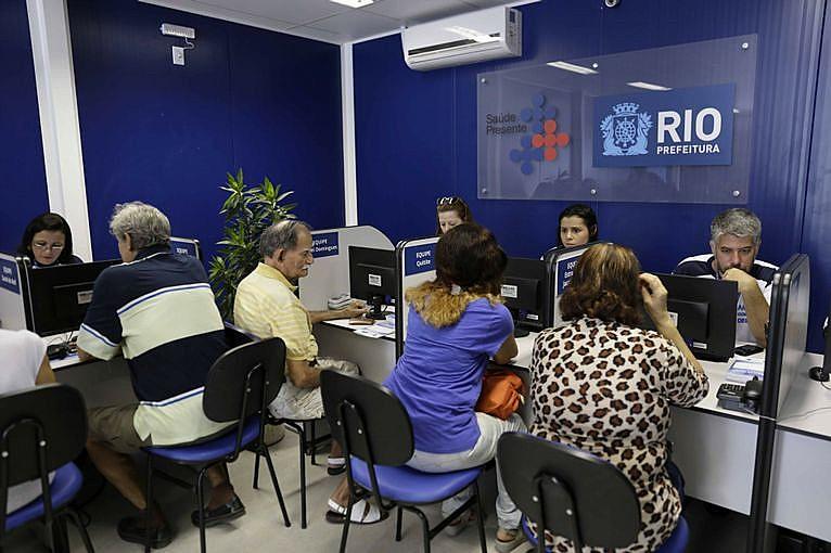Clínicas da Família podem ter recursos reduzidos na gestão do prefeito Marcelo Crivella (PRB)
