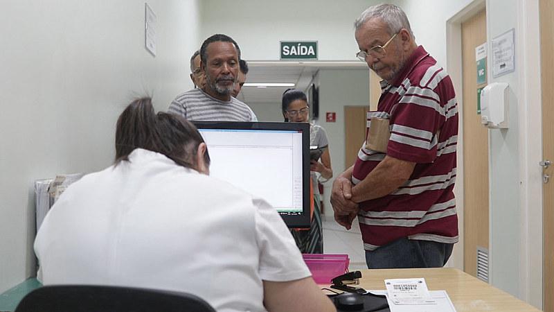 Centro de Referência da Saúde do Homem realiza mais de 3 mil consultas por mês