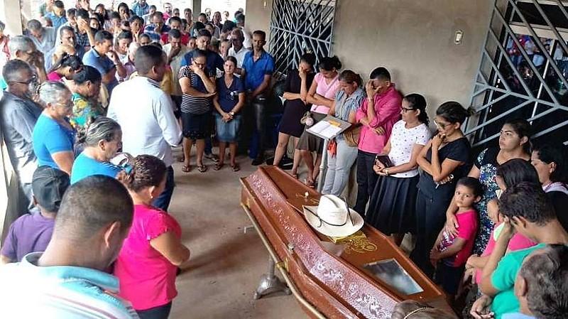 Assassinato de um camponês ainda não identificado ocorreu nas proximidades da Vila de Mocotó, durante um despejo sem ordem judicial