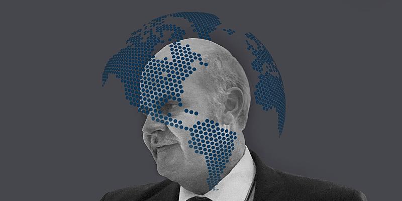 Alejandro Chafuen, diretor da Atlas Economic Research Foundation