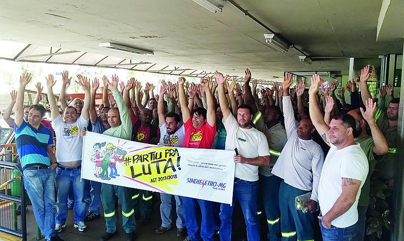 Trabalhadores rejeitaram segunda proposta da Cemig por considerá-la uma afronta aos direitos da categoria