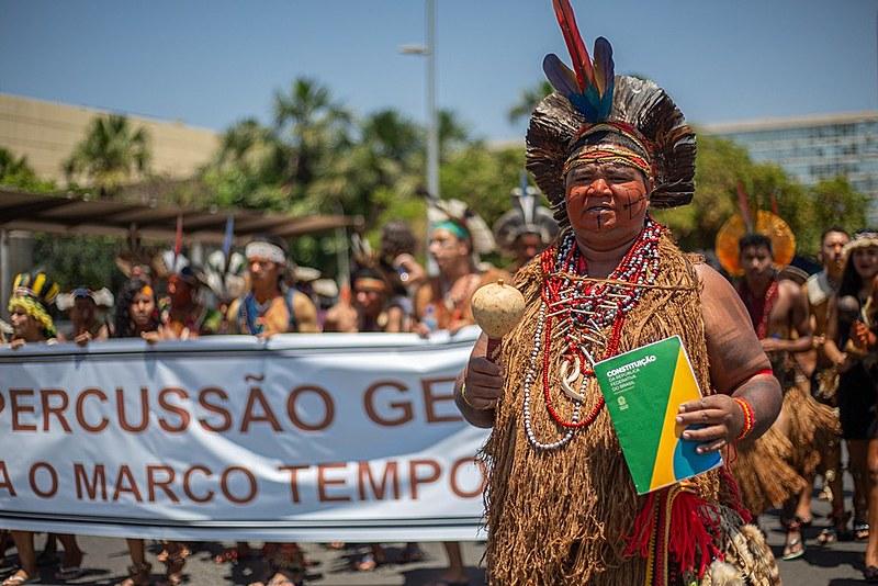 Neste ano, em todo o país, candidaturas indígenas aumentaram 88,51% em relação às eleições de 2016