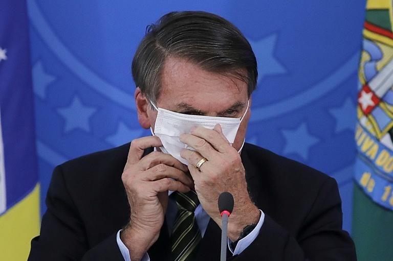 Covid-19: Bolsonaro é alvo de ação por crime contra | Direitos Humanos