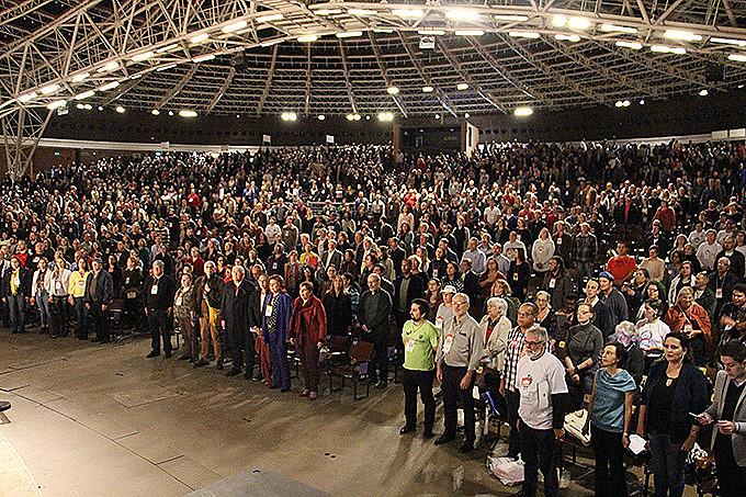 Mais de 3 mil pessoas participaram da conferência estadual, etapa que antecede a 16ª Conferencia Nacional de Saúde