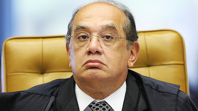 Ministro Gilmar Mendes afirmou em tom agressivo que não vê nada demais em julgar a questão que favoreceu Barata Filho