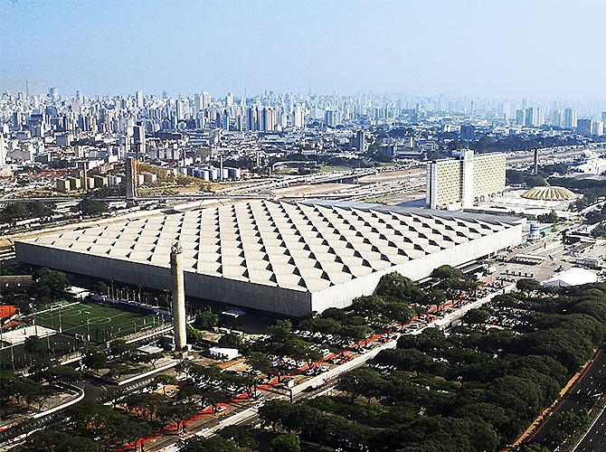 Complexo do Anhembi, um dos bens públicos que Doria pretende entregar a iniciativa privada