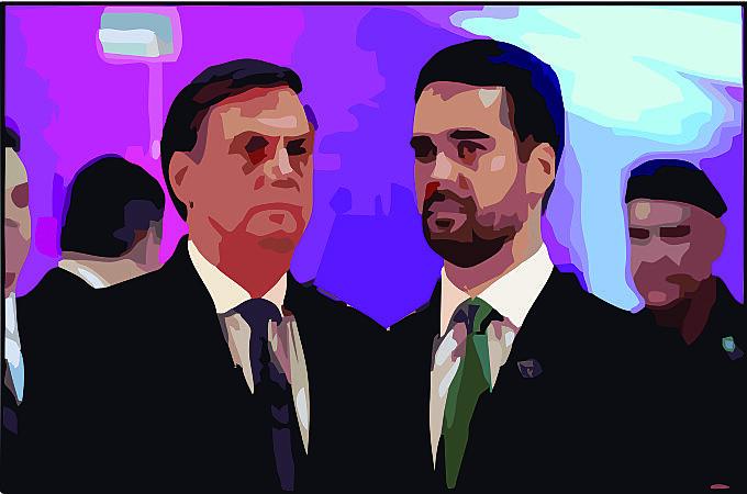 Bolsonaro e Leite: duas faces da mesma moeda.