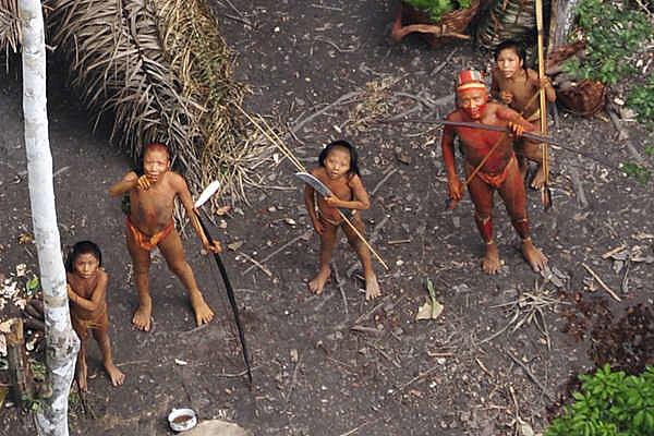 Povos isolados da região do Vale do Javari (AM), alvo de garimpeiros