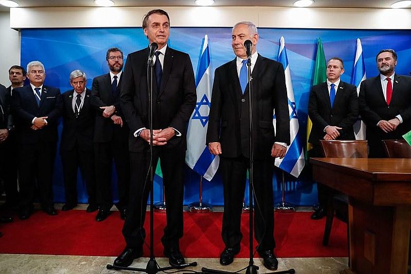Os acordos envolvem cooperação militar, científica e tecnológica entre os dois países