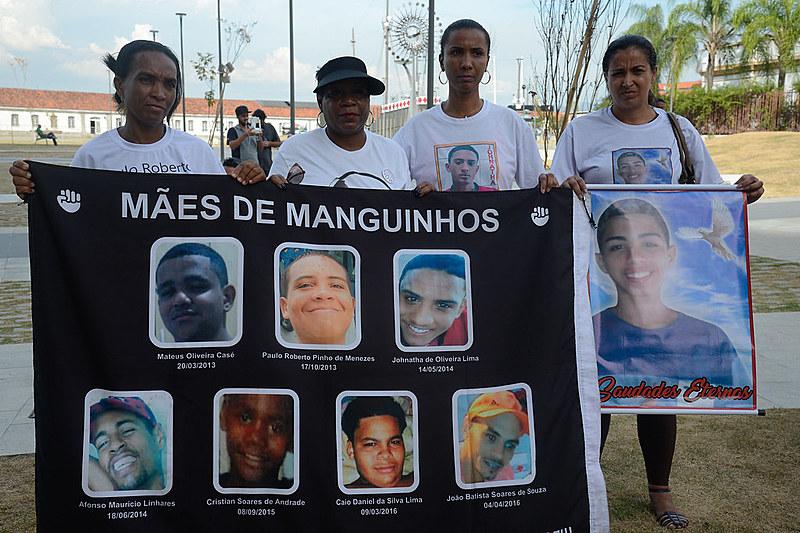 Objetivo do movimento Mães de Manguinhos é acolher familiares das vítimas de violência do estado