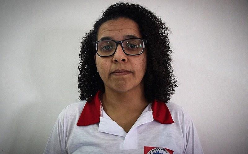 Com 31 anos, Rafaela é dirigente nacional do Movimento dos Pequenos Agricultores