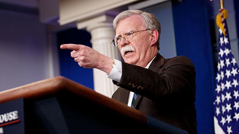 Assessor de Segurança Nacional da Casa Branca, John Bolton, admite intenção dos EUA por trás da tentativa do golpe na Venezuela