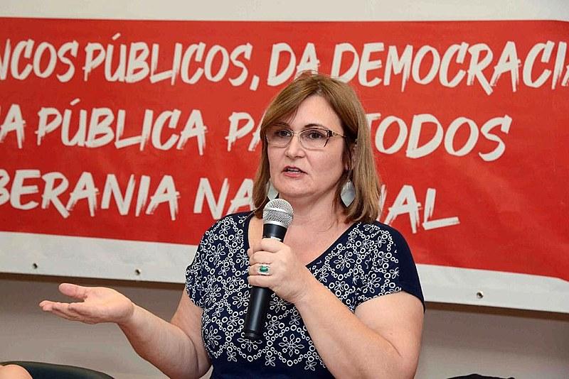 Rita Serrano foi eleita pelos trabalhadores para o Conselho Administrativo da Caixa