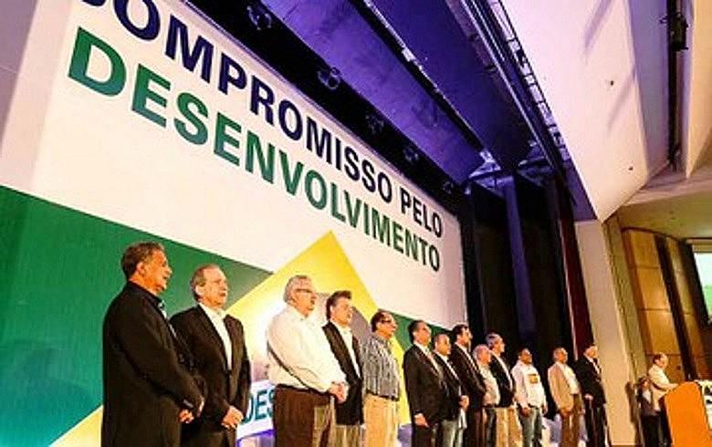 Em dezembro, trabalhadores e empresários aprovaram Compromisso pelo Desenvolvimento, apresentado a Dilma