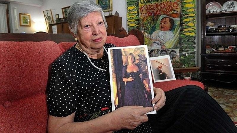 Chicha Mariani buscou por 42 anos sua neta Clara Anahí, desaparecida pelo último regime militar argentino