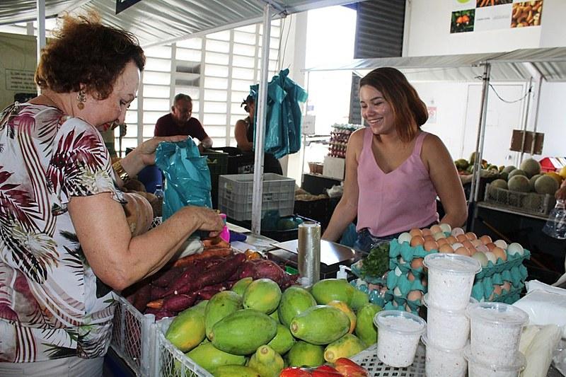 Política terá impacto na saúde da população local que terá acesso a alimentos saudáveis