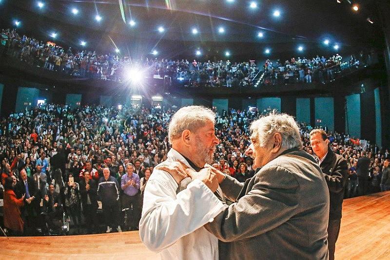 Lula e Mujica debaterão sobre o desenvolvimento da América do Sul em Santana do Livramento (RS)