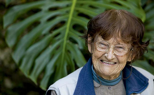 A engenheira agrônoma Ana Maria Primavesi é responsável por avanços nos estudos sobre o manejo ecológico do solo