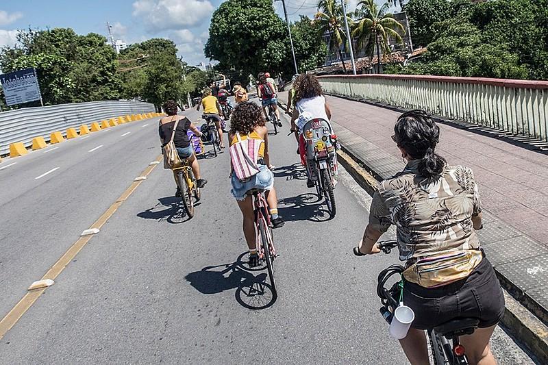 Estrutura e segurança ainda são desafios para quem busca se locomover de bicicleta.