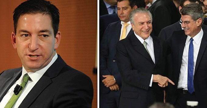 A revelação mais significante é a declaração de Jucá de que assegurou o envolvimento de juízes na Suprema Corte do Brasil