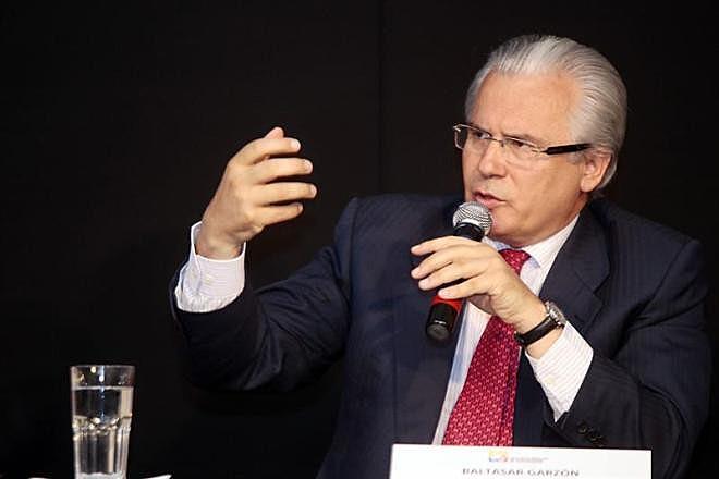 "Garzón afirmou que ""o povo brasileiro nunca perdoará esse ataque frontal à democracia e ao Estado Democrático de Direito"""