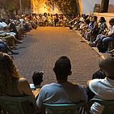 A ideia é debater questões ligadas aos Direitos Humanos e à organização popular a partir das ferramentas do cinema dentro e fora da escola