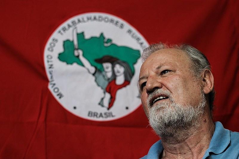 João Pedro Stedile, dirigente nacional do MST