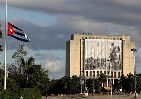 As homenagens acontecerão no Memorial José Martí, em Havana