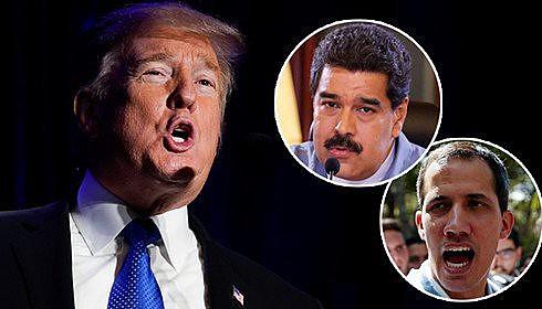 Após mobilizar aliados internos, a oposição pretende produzir uma provocação a Madurocapaz de justificar uma intervenção militar
