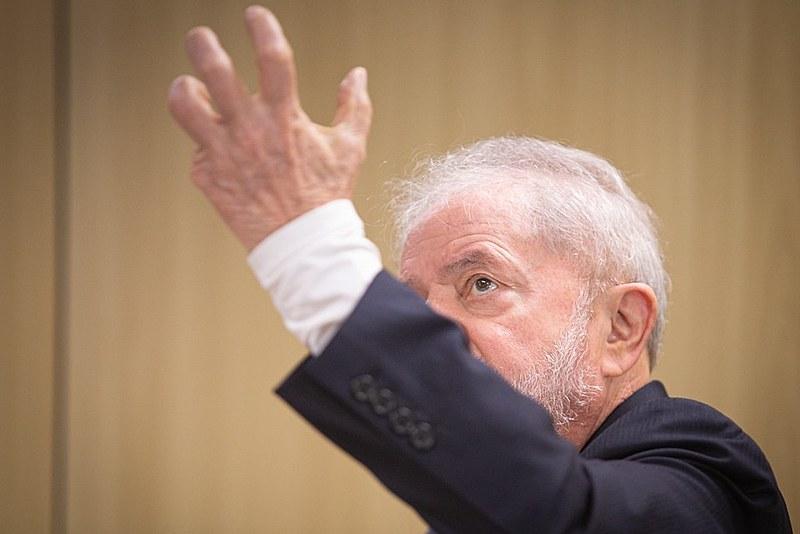 Ex-presidente Lula comentou os vazamentos de Moro e Dallagnol na série de reportagens do portal The Intercept