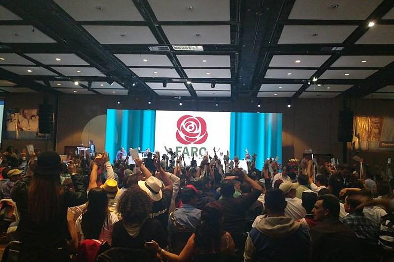 No congresso da organização foi aprovado o nome do novo partido e sua direção