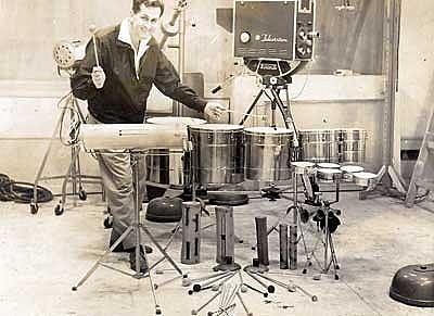Além de tocar, pedro inventou diversos instrumentos