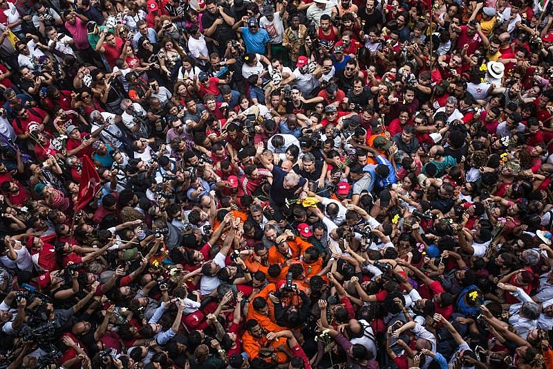 Pelo protagonismo popular, Lula Livre e candidato é uma das principais bandeiras de luta do Congresso do Povo