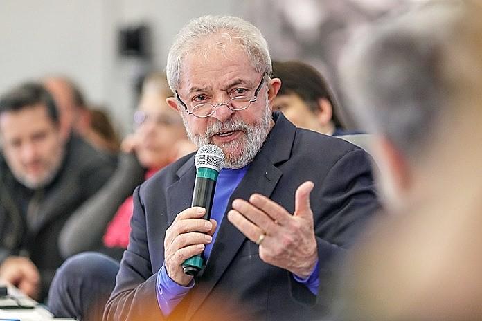 Luiz Inácio Lula da Silva está preso desde el 7 de abril