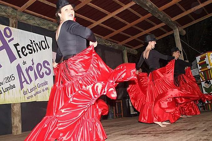 Desde a sua criação, festival contou com a participação da comunidade na organização