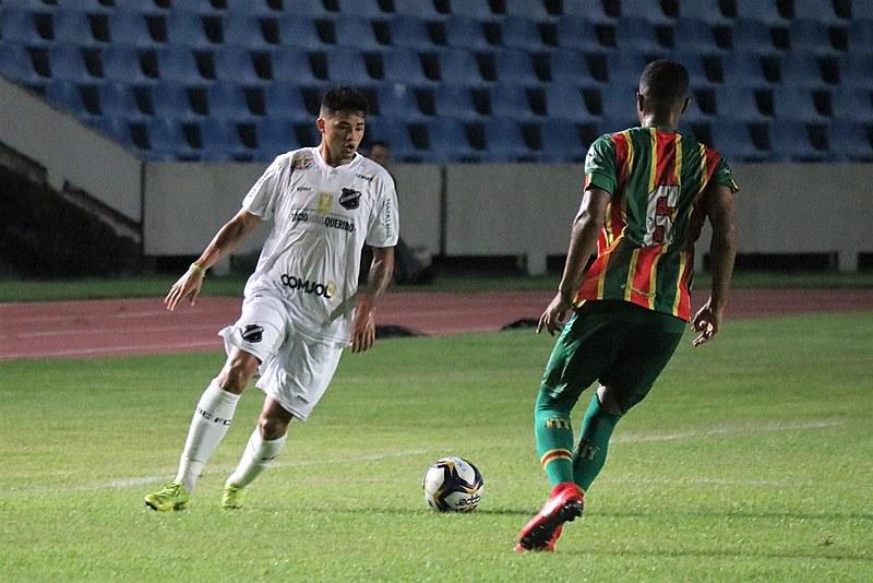 Próximo jogo do ABC é contra o Sampaio Corrêa (MA); no último confronto entre os clubes, o time de Maranhão saiu vitorioso