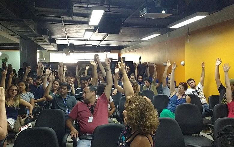 Assembleia hoje em São Paulo: 4% de reajuste para repor a inflação do período e as perdas acumuladas